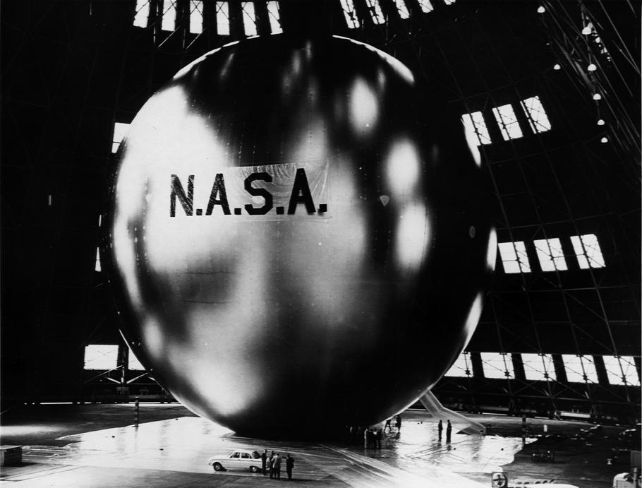 Echo I, Echo II: Big Balloons as Communications Satellites