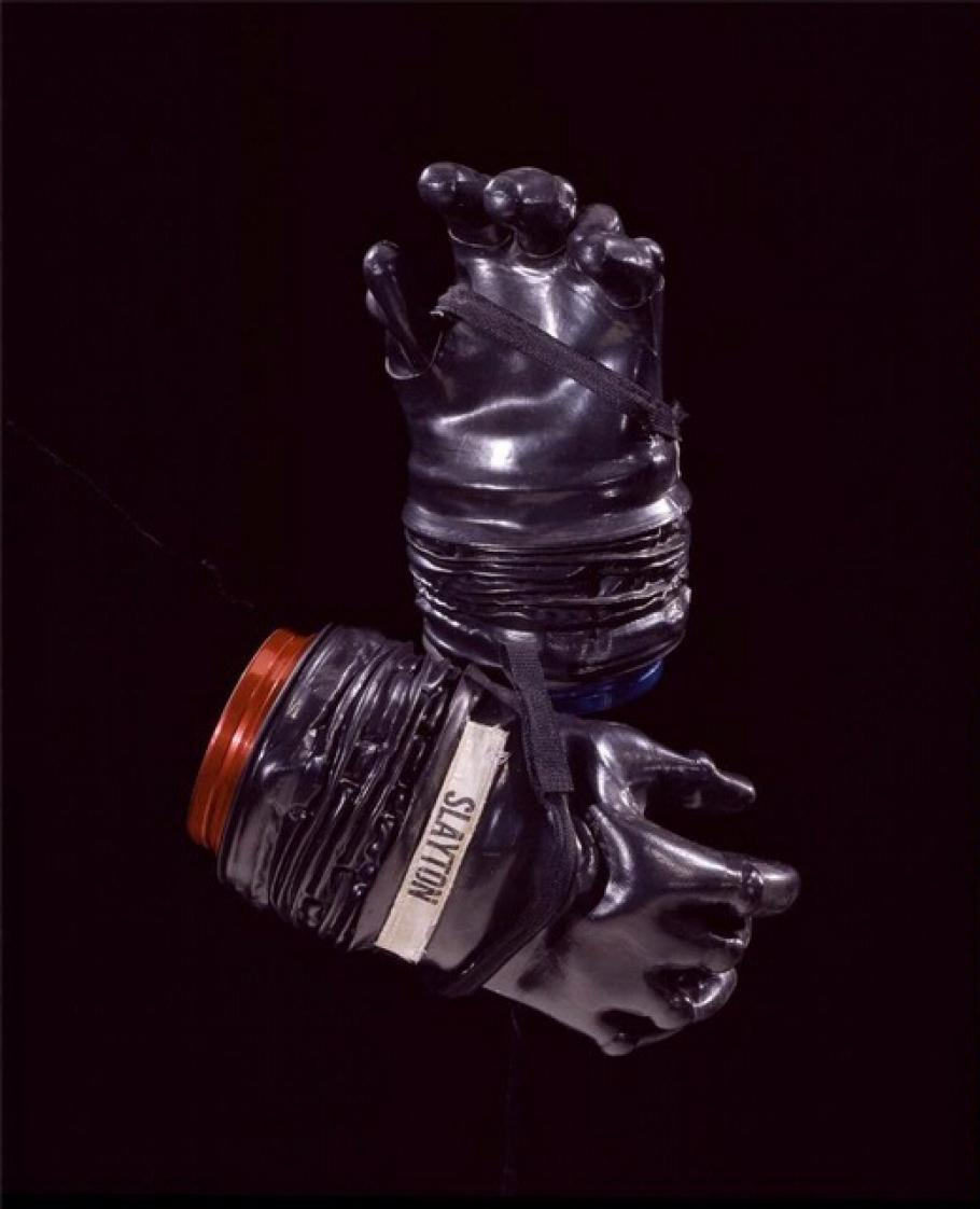"Astronaut \""Deke\"" Slayton's Gloves"