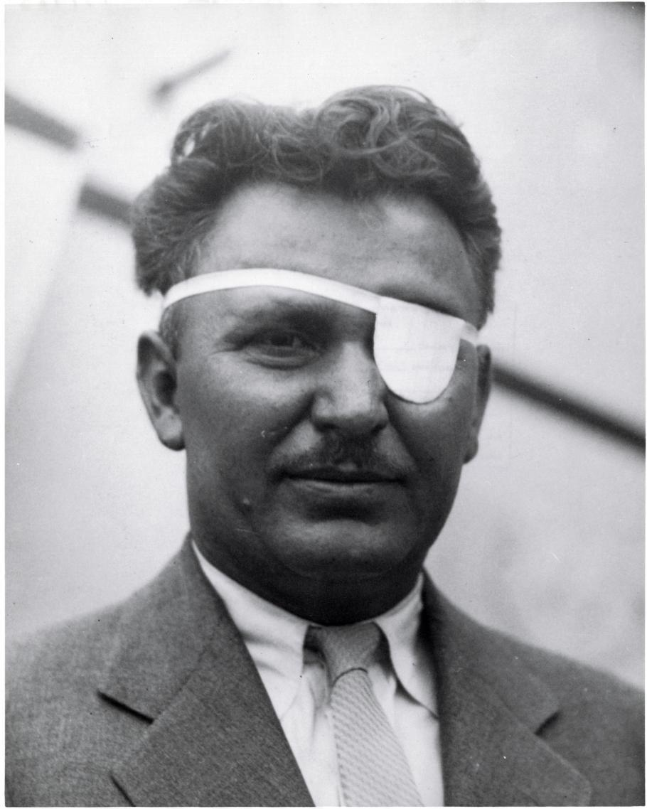 Portrait of Wiley Post