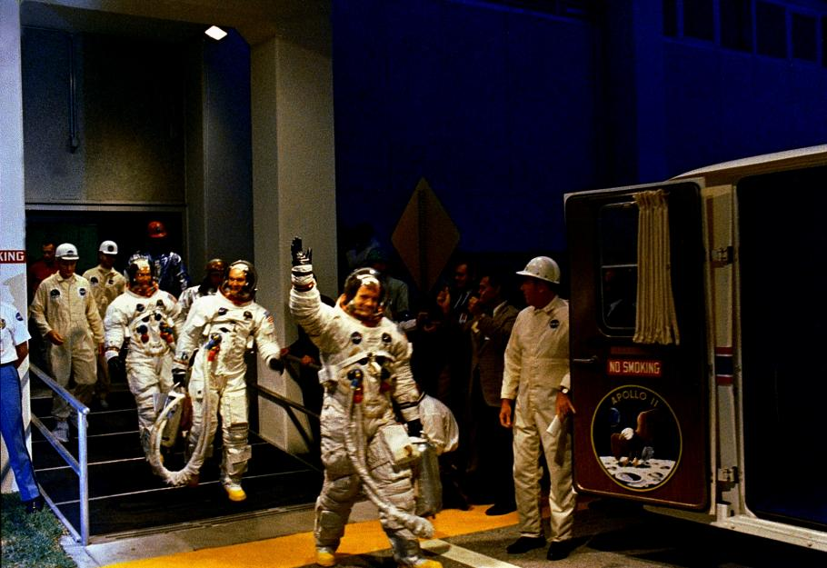 Apollo 11 Preflight