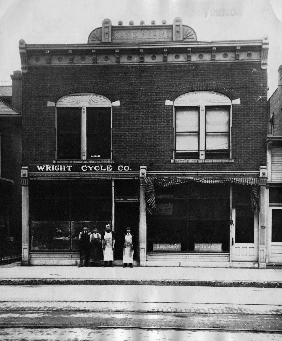 The Wright Cycle Co.