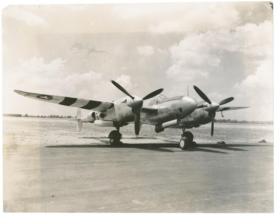 Lockheed F-5B