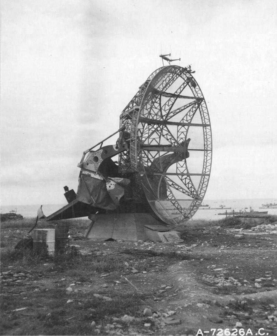 German Giant Wurzburg Radar