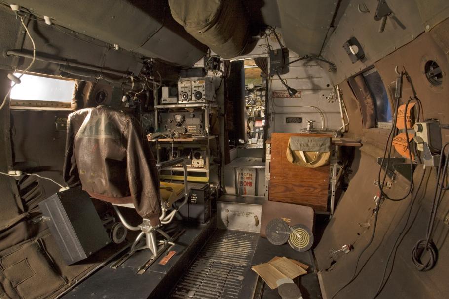 Flak-Bait's Cockpit