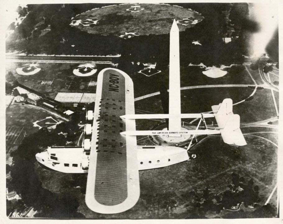Pan American Airways' Sikorsky S-40 <em>American Clipper</em>