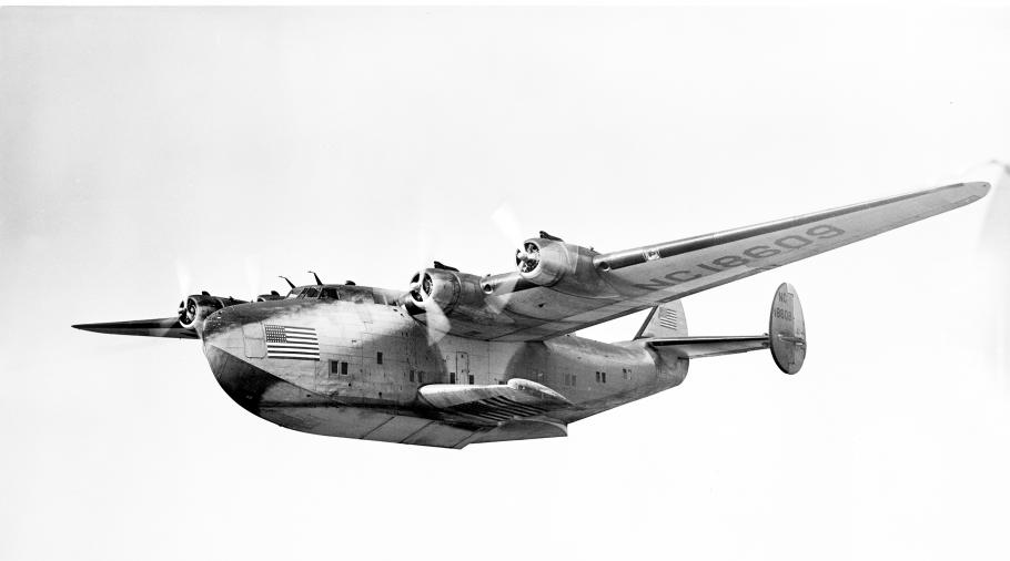 Pan Am Pacific Clipper
