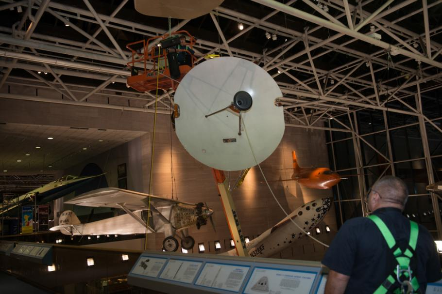 Overseeing Removal of Pioneer 10 / 11