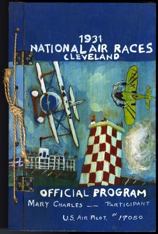 National Air Races Scrapbook