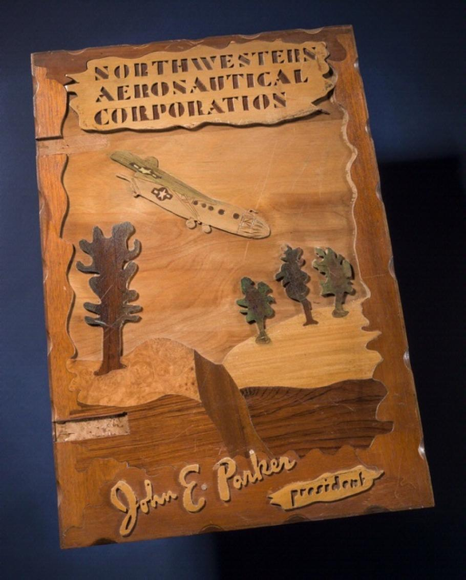 John E. Parker Scrapbook