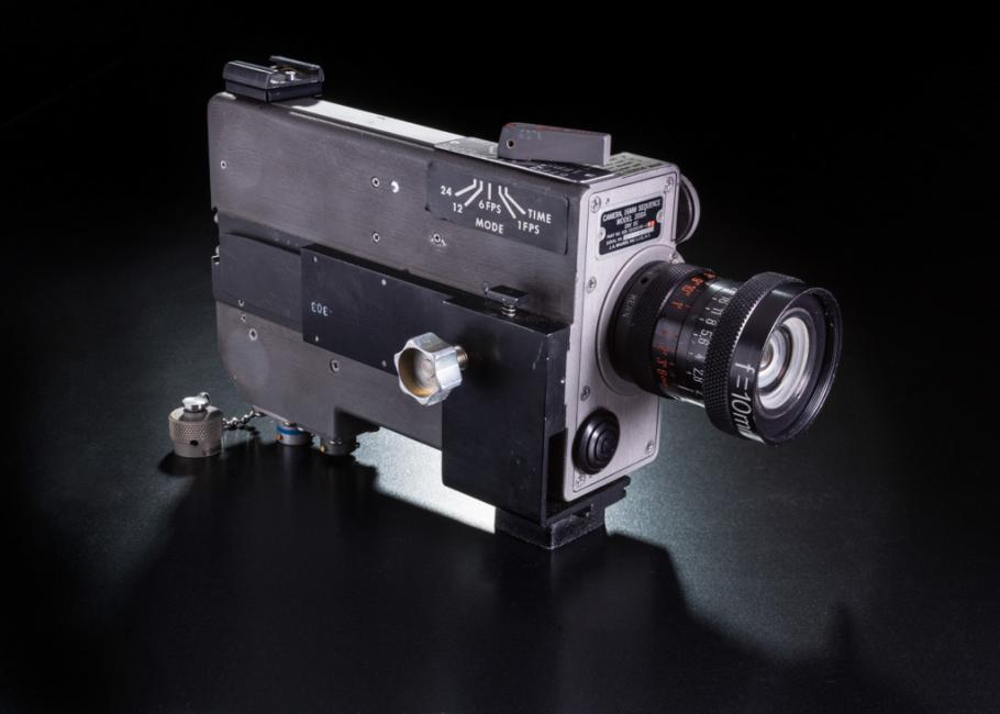 Apollo 11 Data Acquisition Camera