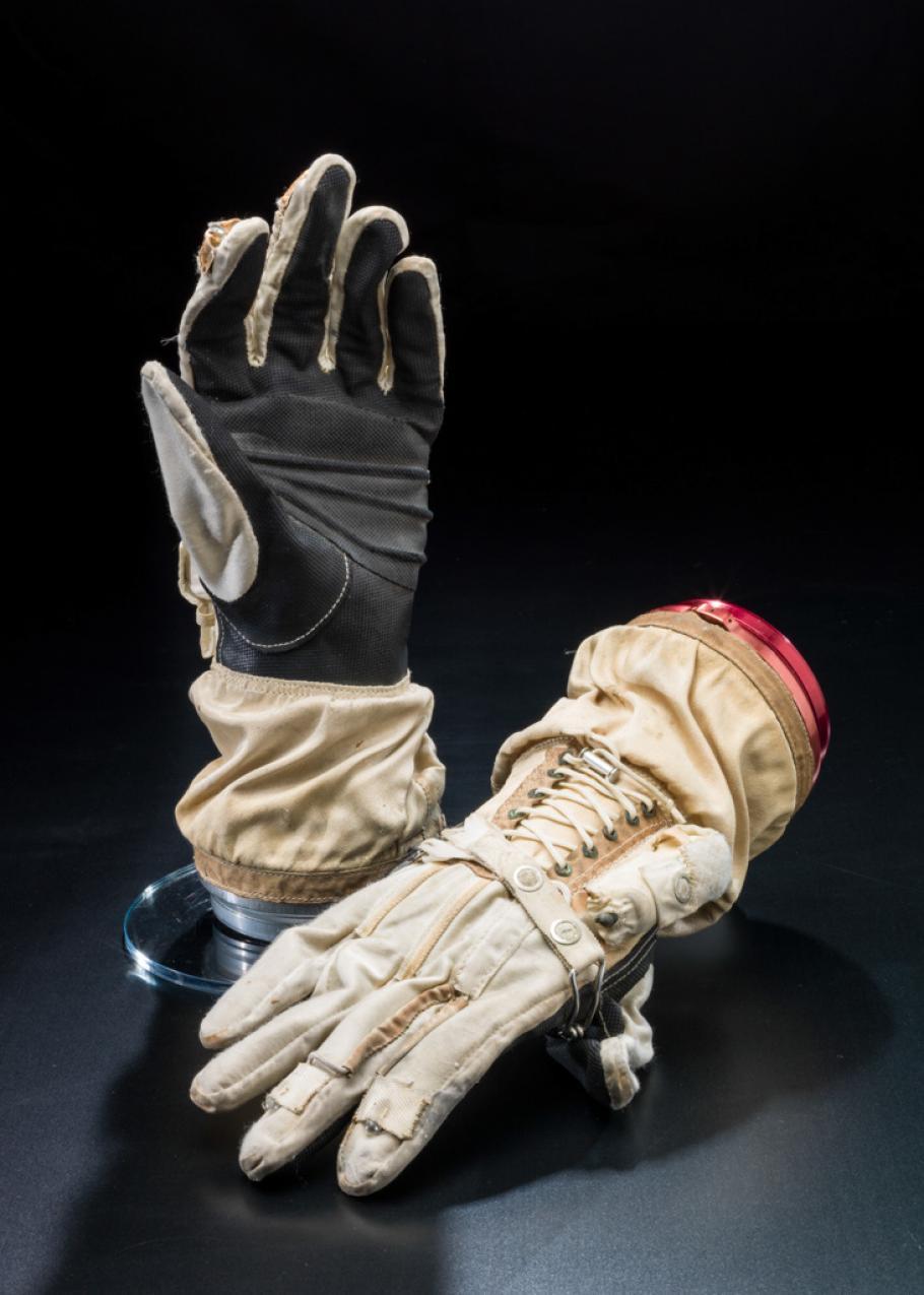 Ed White's Gloves