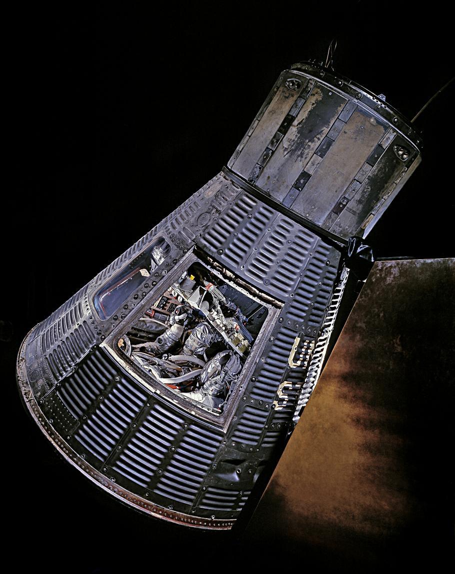 Mercury Capsule MA-6 Friendship 7
