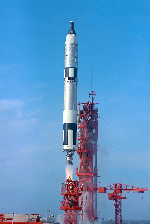 Gemini VI Launch