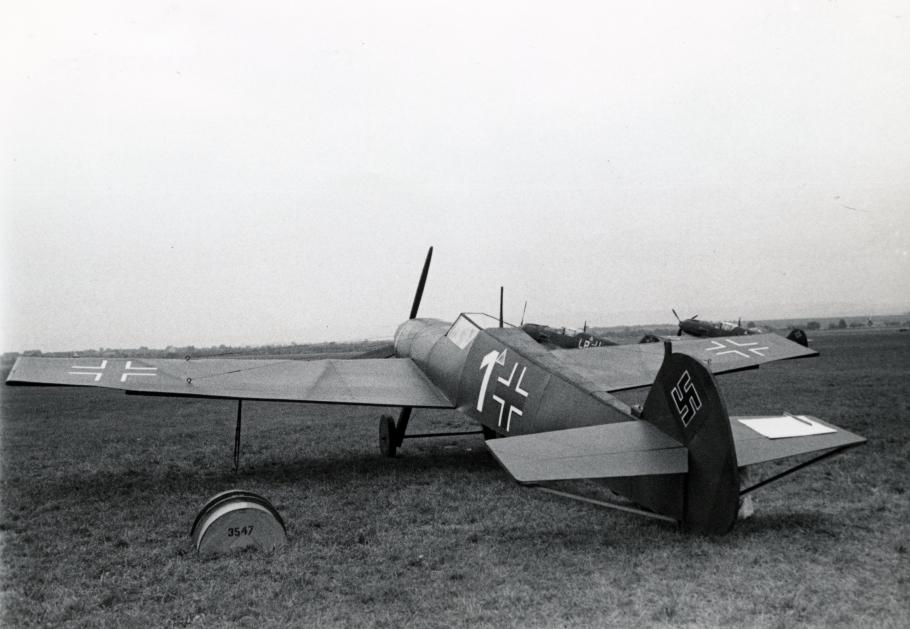 Messerschmitt Bf 109 Decoy