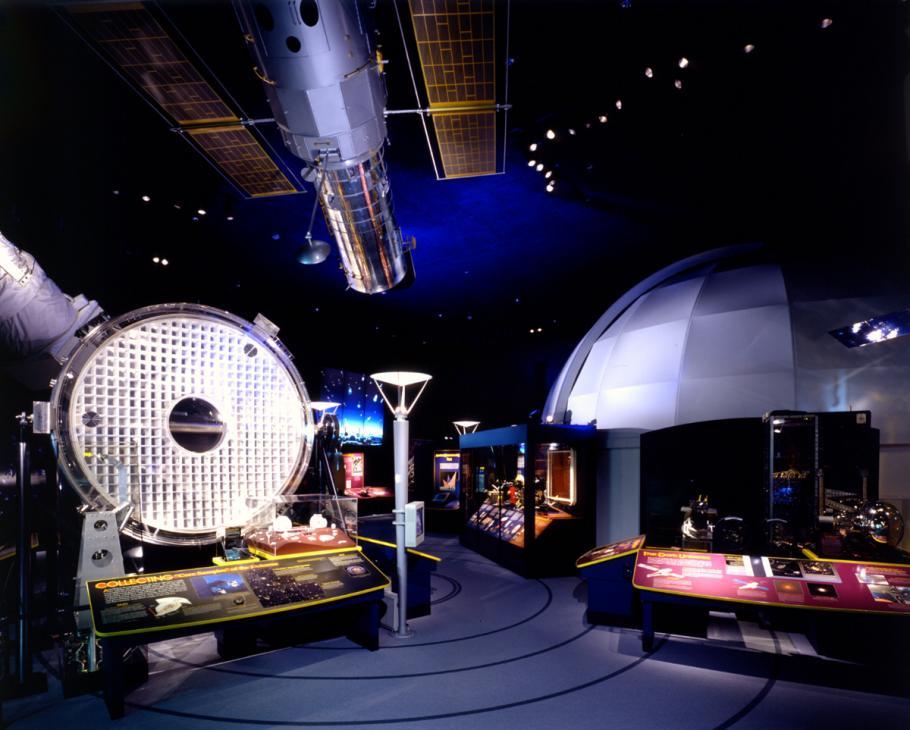 Explore the Universe Exhibition