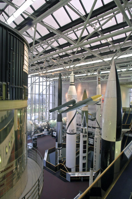 Space Race Exhibition
