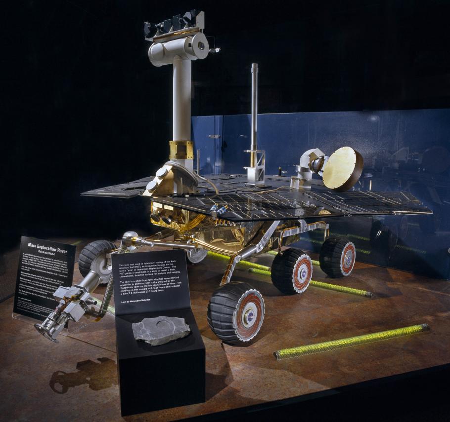 Mars Exploration Rover (MER) Model