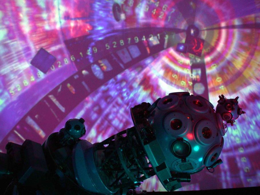 Einstein Planetarium Infinity Express (Zeiss)