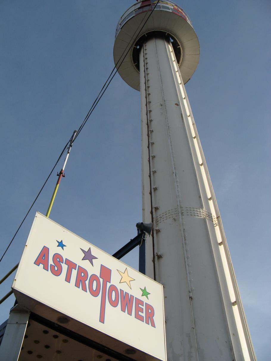 AstroTower at Astroland Amusement Park