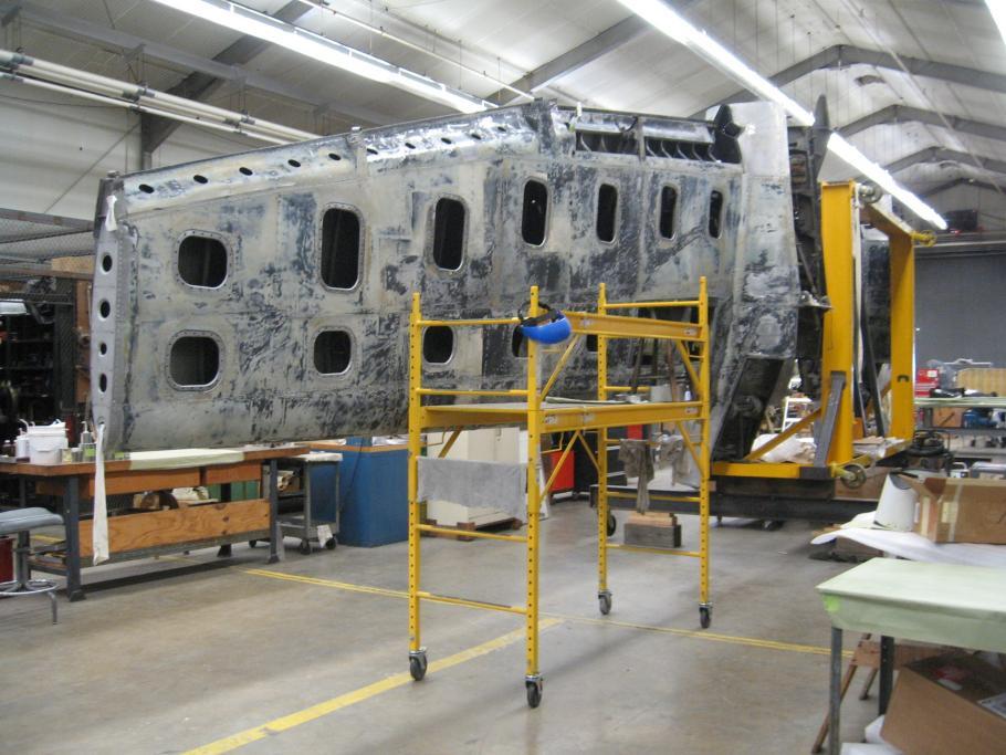 Heinkel He-219 Restoration