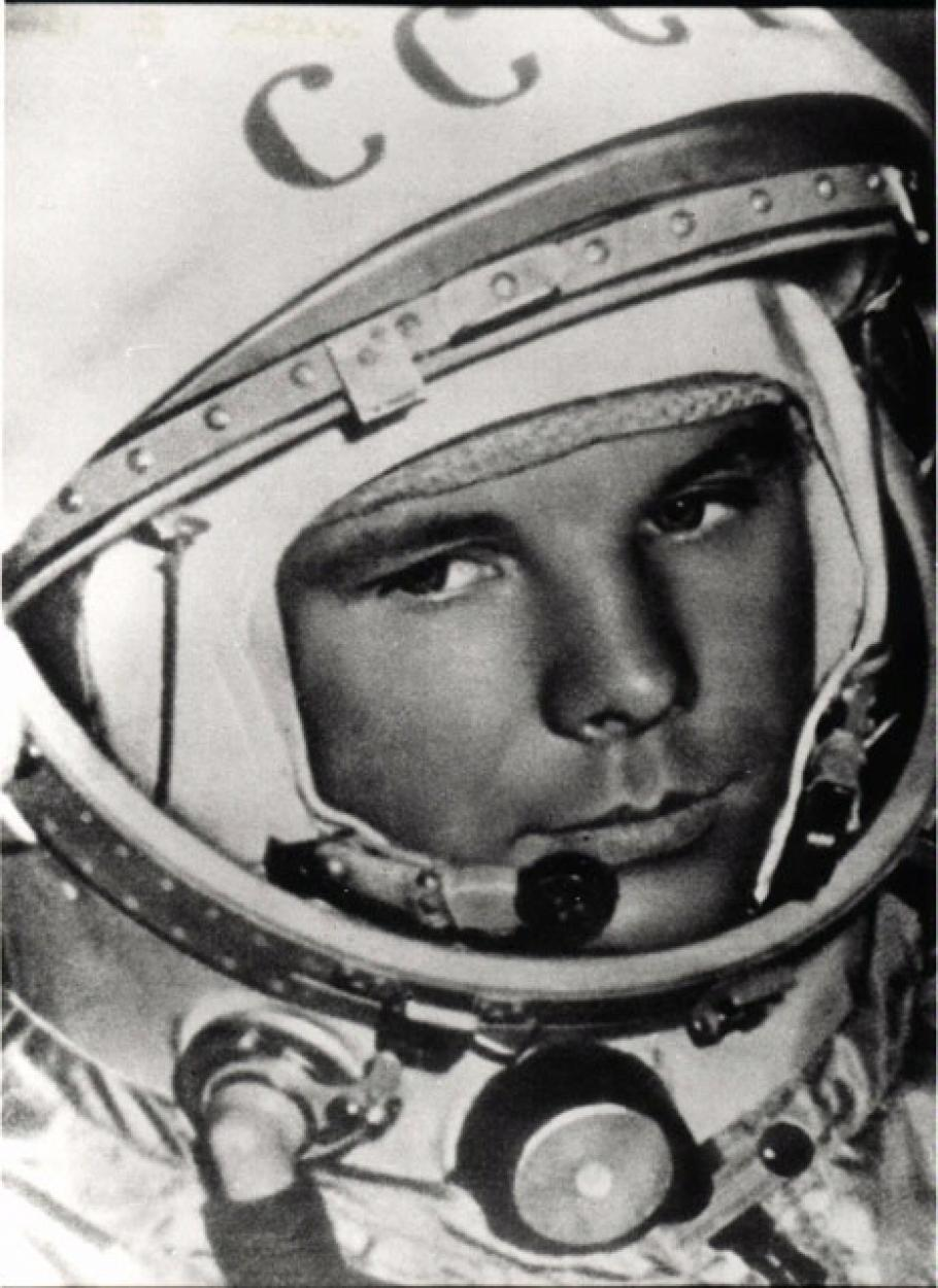 yuri gagarin 1961 - photo #14
