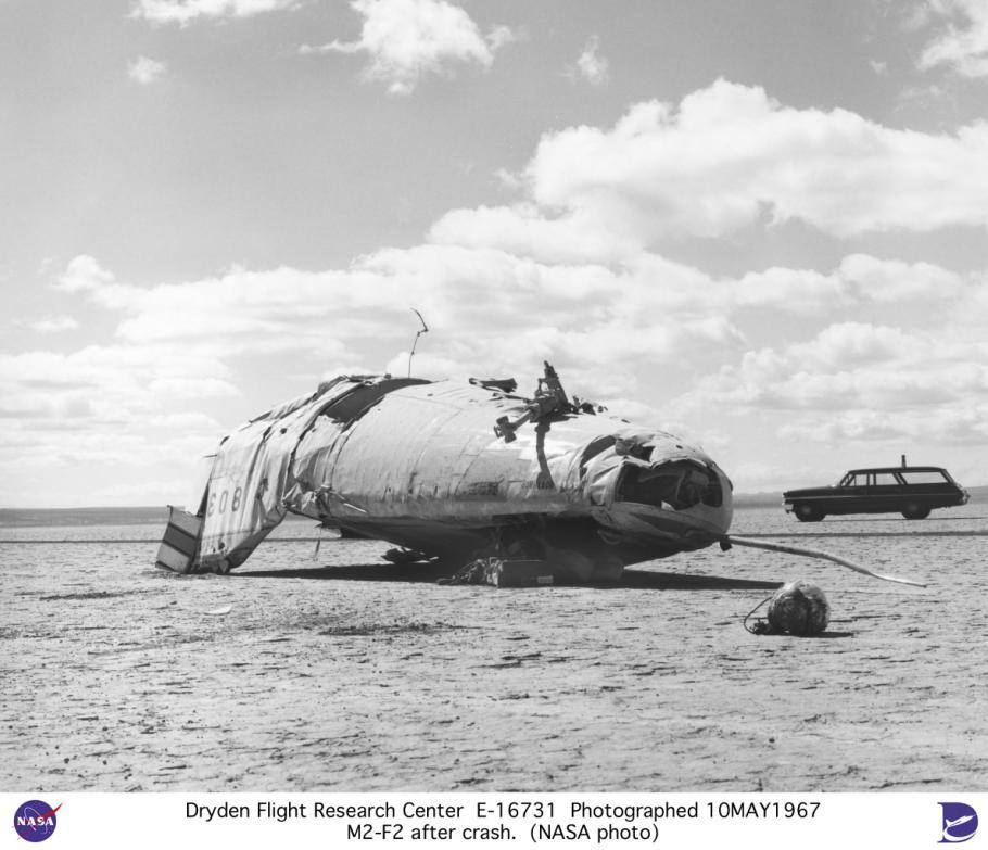 M2-F2 After Crash