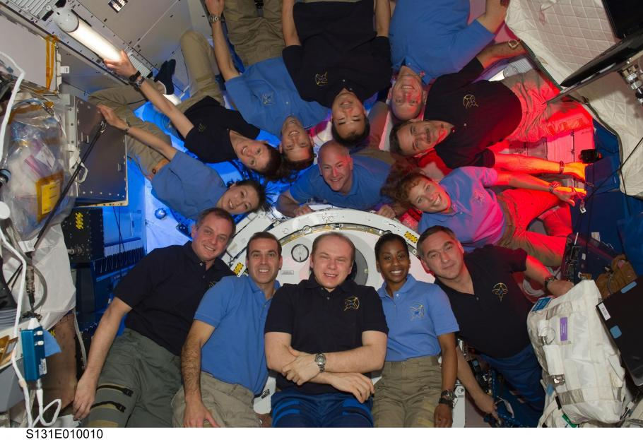 Space Station Crew
