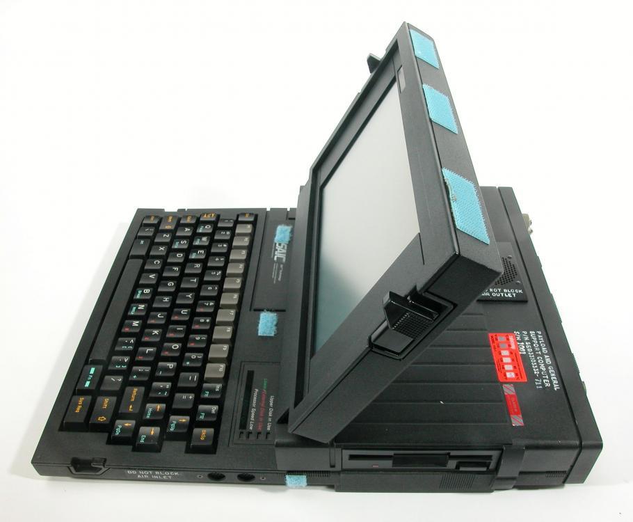 """GRiD \""""Compass\"""" Laptop"""