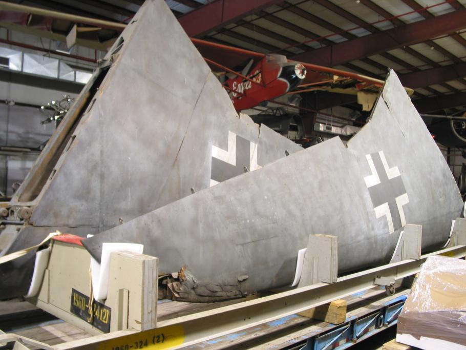 Horten H IX V3 Wings