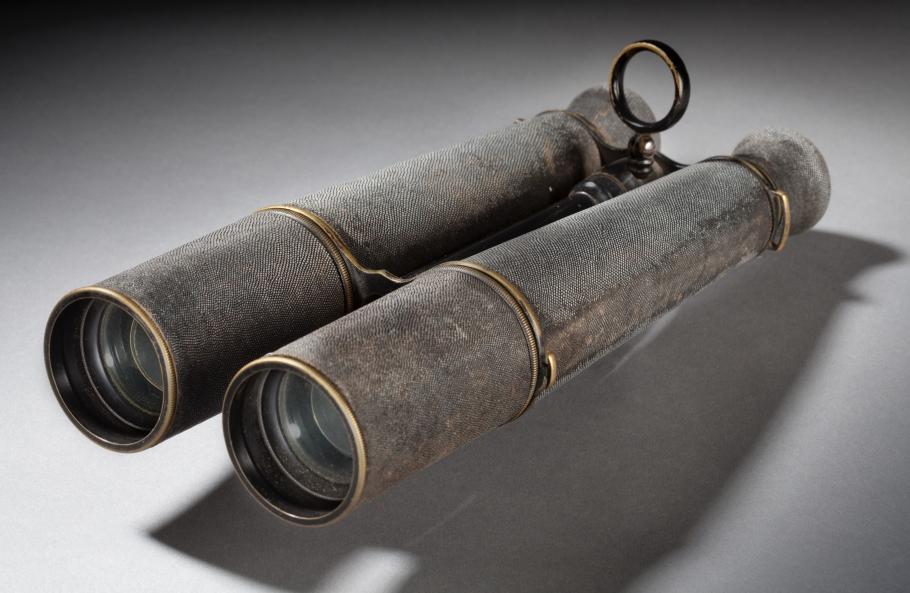 Binoculars, Thaddeus S. C. Lowe