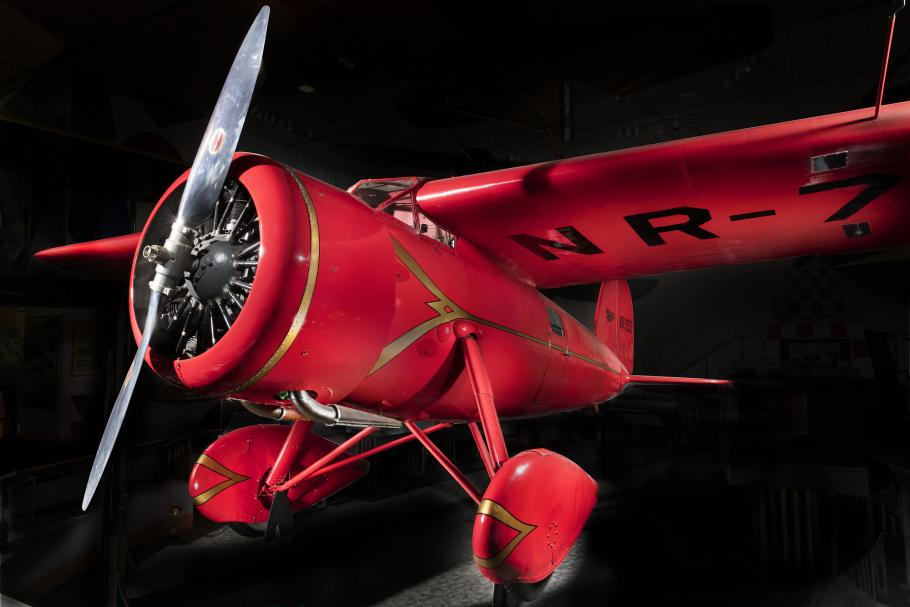Amelia Earhart Lockheed Vega 5B (A19670093000)