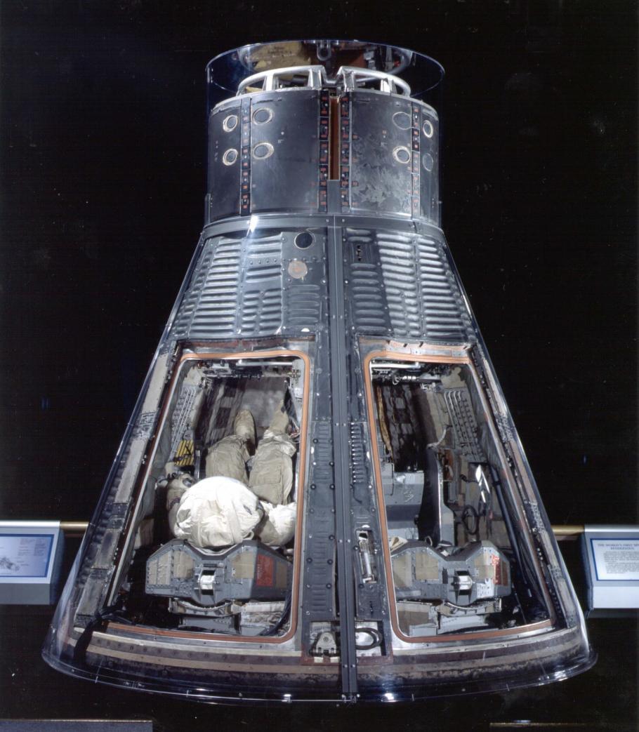 Gemini VII Capsule