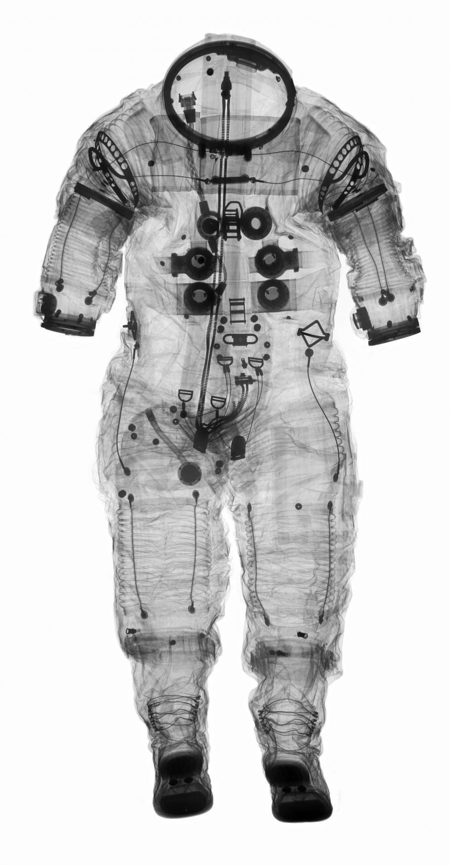 Alan Shepard's Apollo 14 Spacesuit
