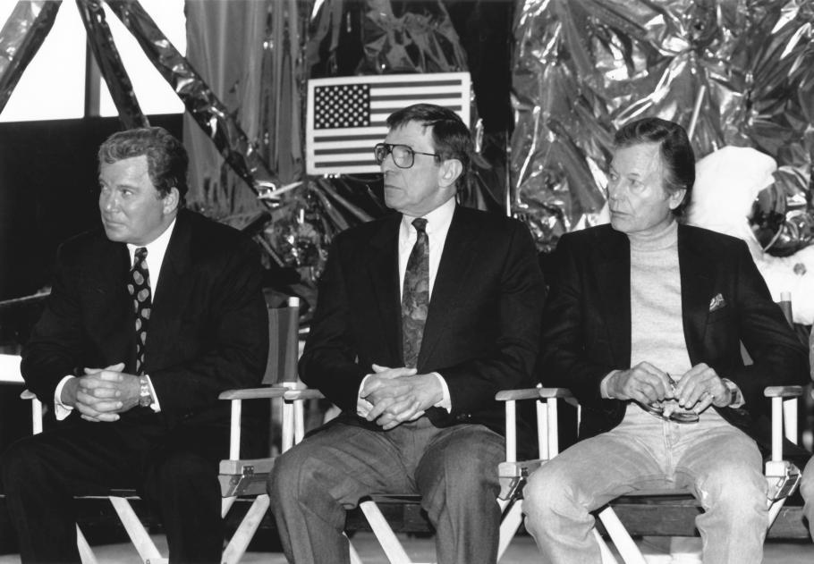 "Panel with \""Star Trek\"" Cast"