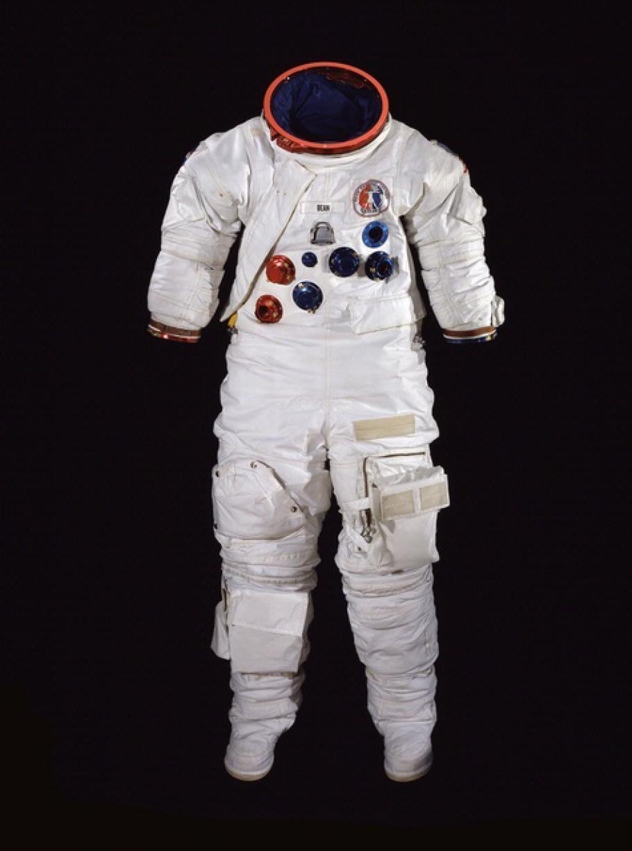 Alan Bean Spacesuit