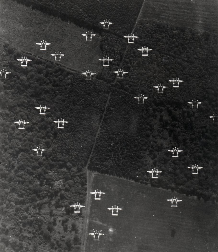 Lockheed P-38 Lightnings