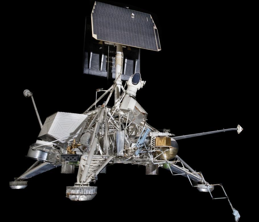Lunar Lander, Surveyor