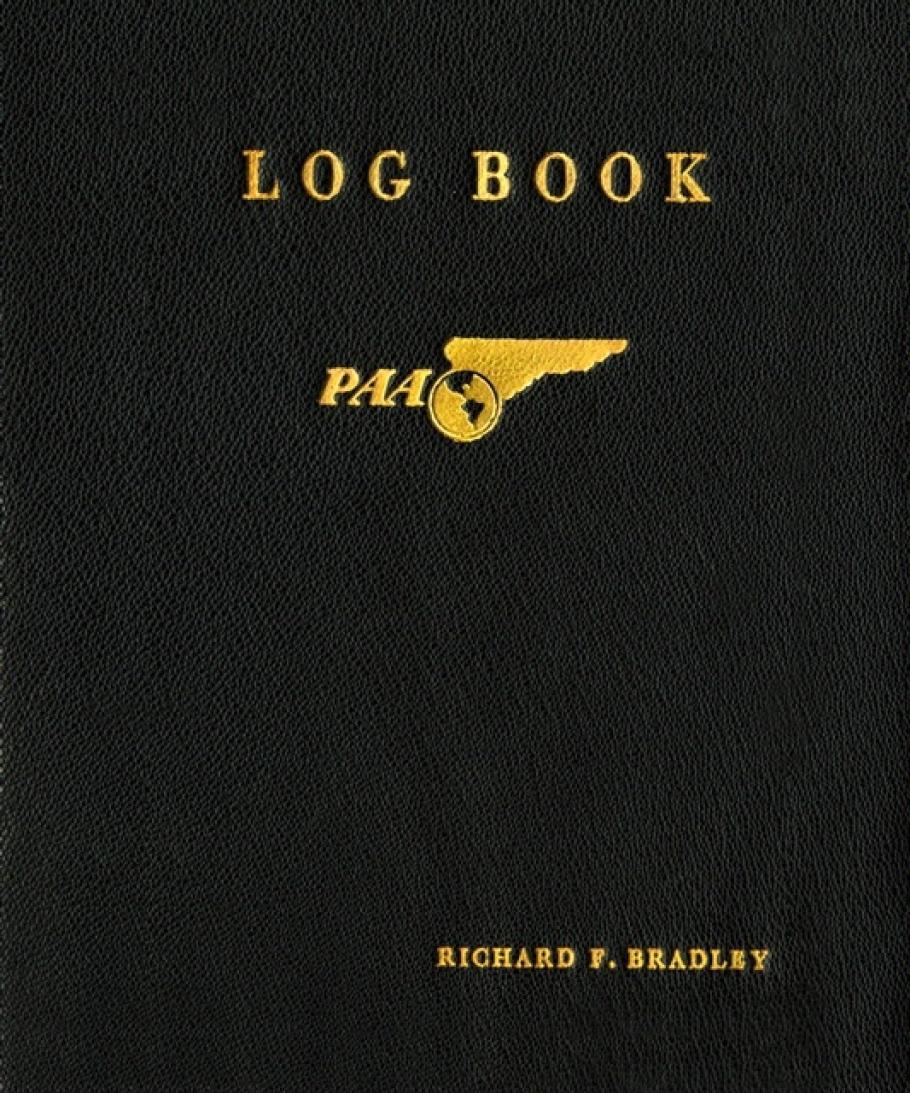 Richard F. Bradley's Log Book
