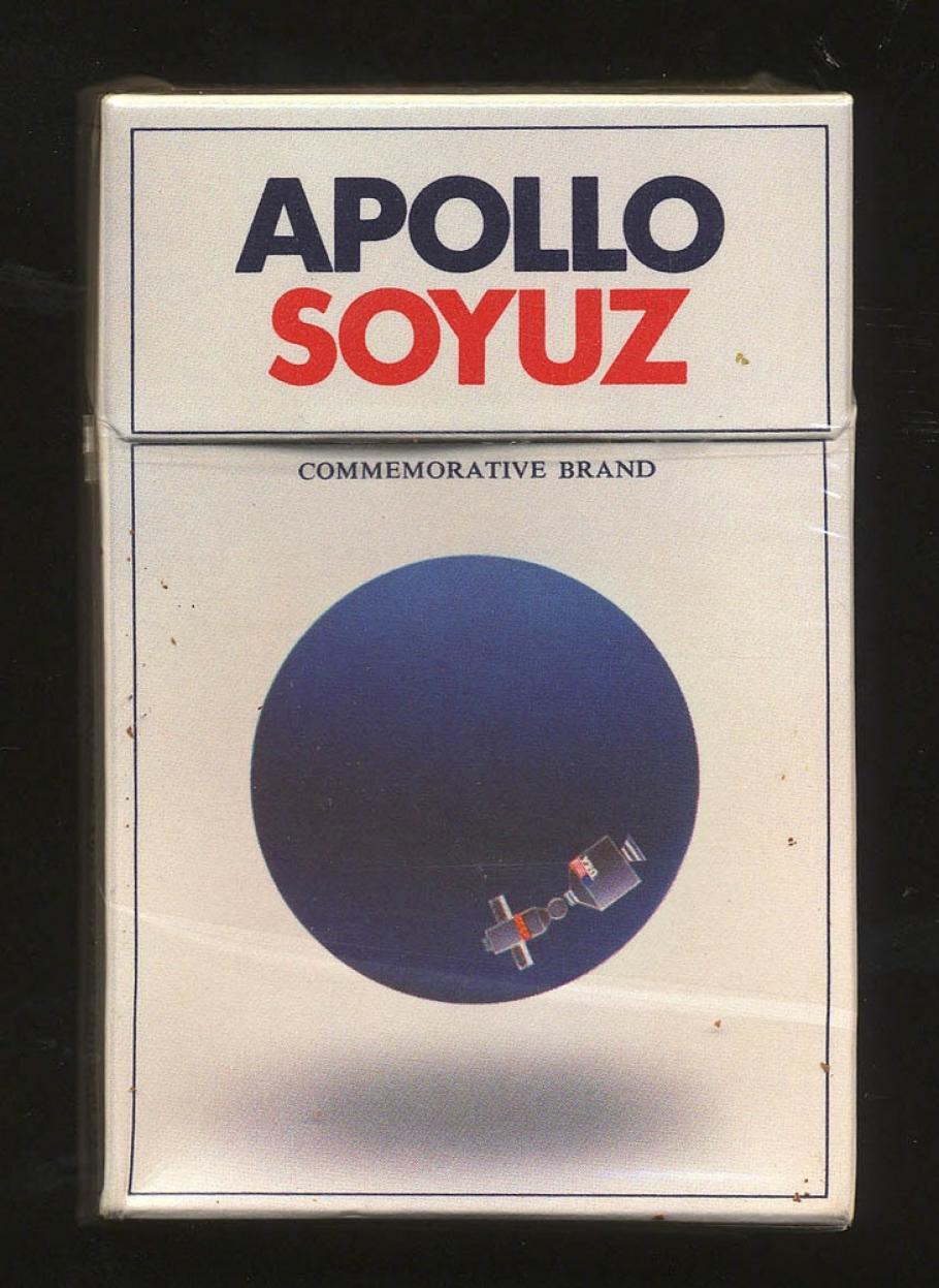 Apollo Soyuz Commemorative Cigarettes