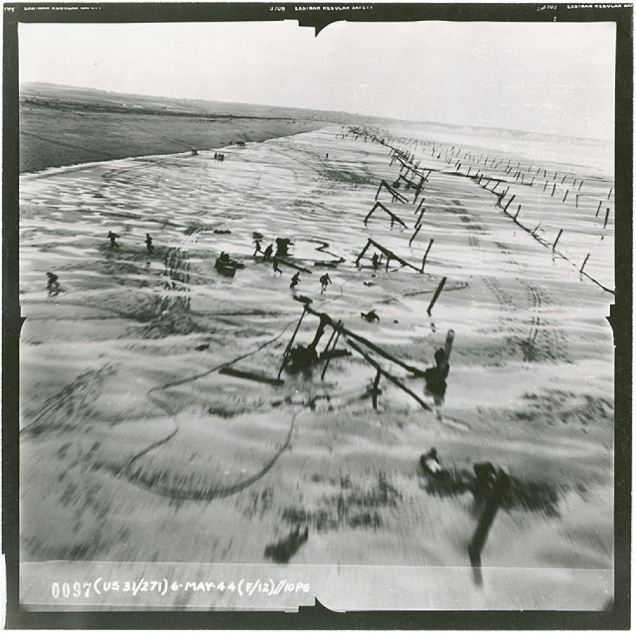31st Photo Reconnaissance Squadron, May 6, 1944