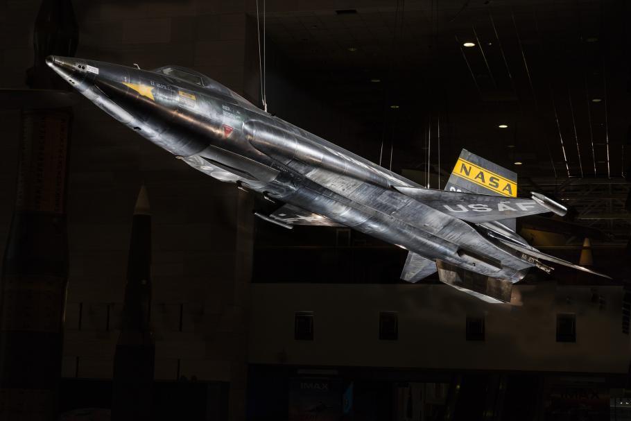 North American X-15 (A19690360000)