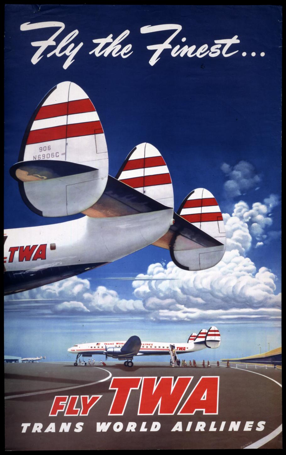Image of TWA Trans World Airlines