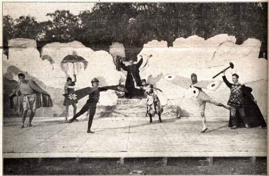 An Aeronautical Ballet