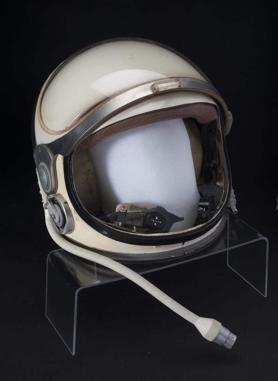 John Glenn Mercury Spacesuit Helmet