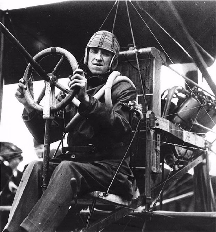 Eugene Ely and the Birth of Naval Aviation—January 18, 1911 | National Air  and Space Museum