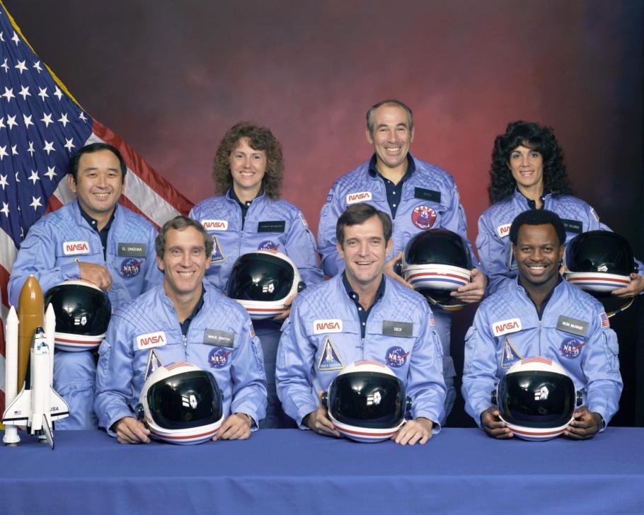 STS 51-L Challenger Crew
