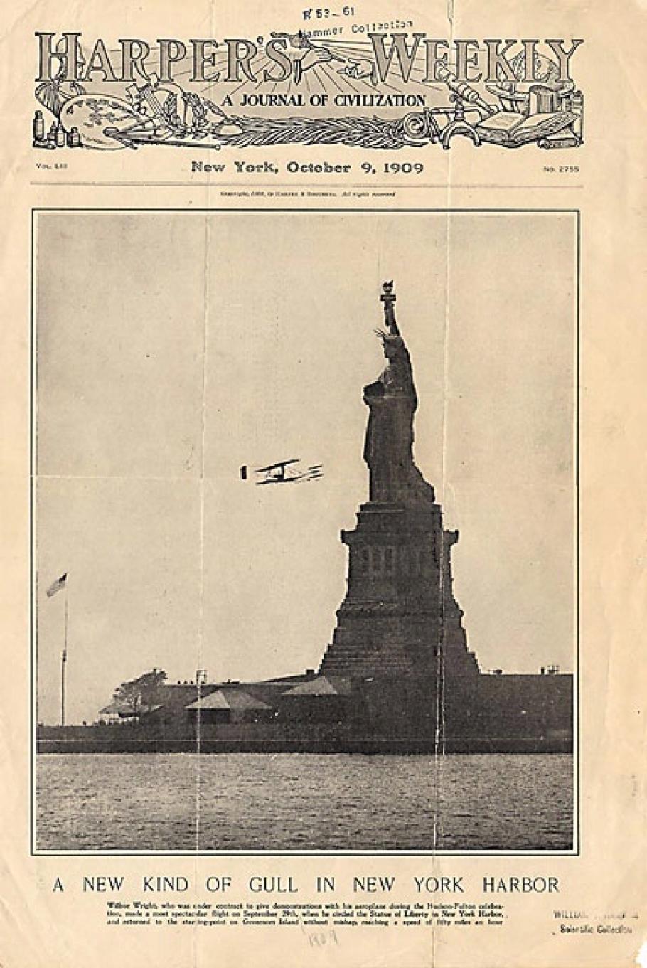 Harper's Weekly October 9, 1909