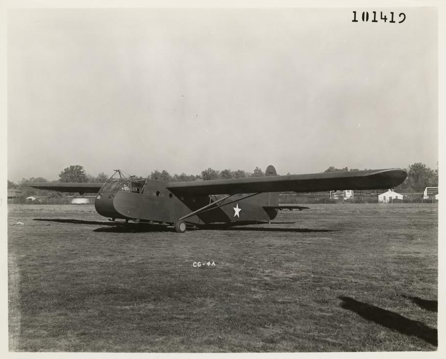 Waco CG-4A glider