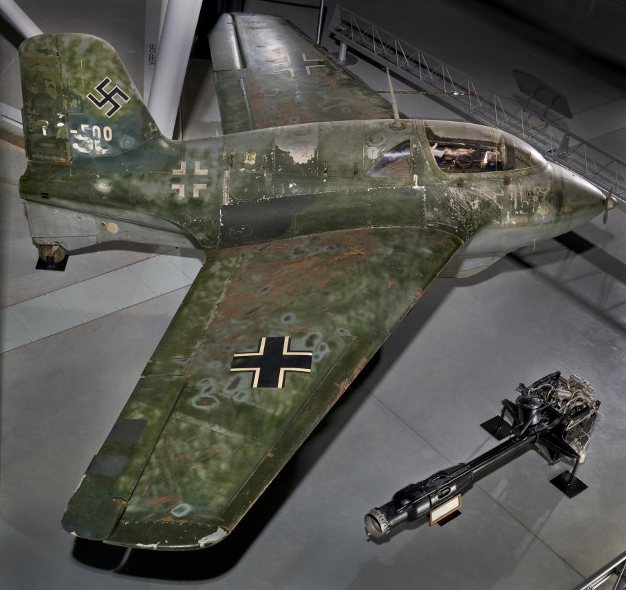 Messerschmitt Me 163 B-1a