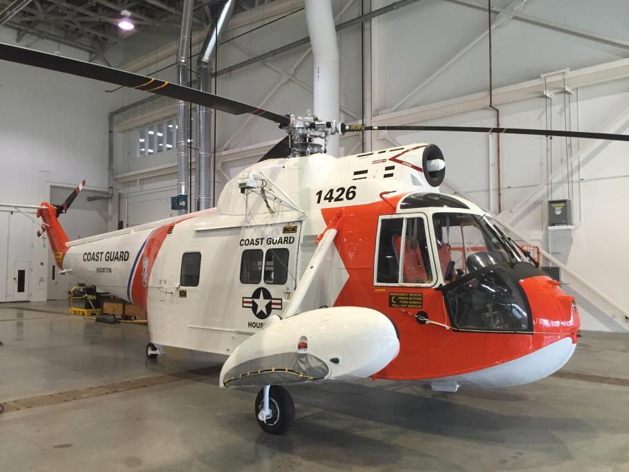 Sikorsky HH-52A Seaguard